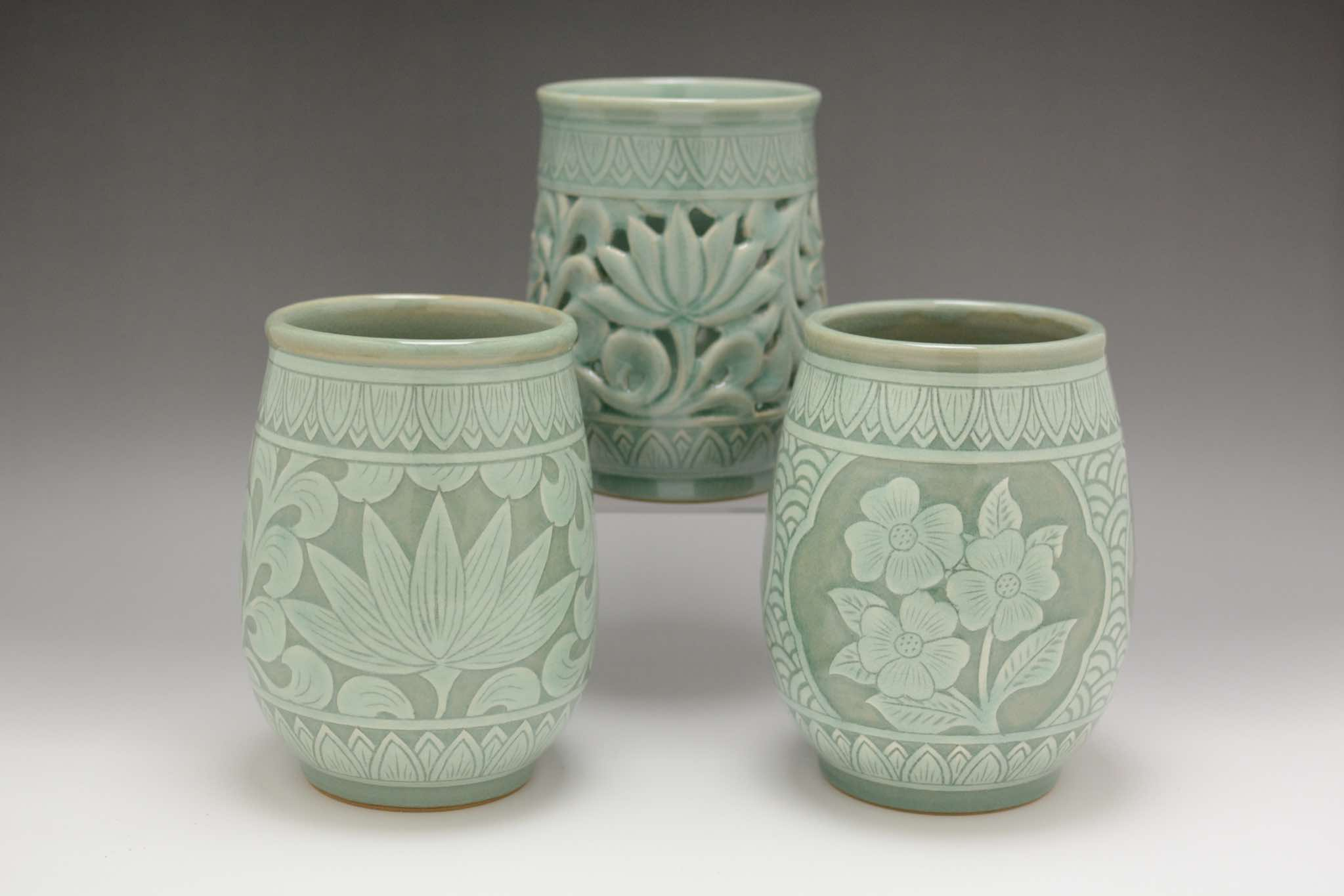 Gallery grass mountain pottery